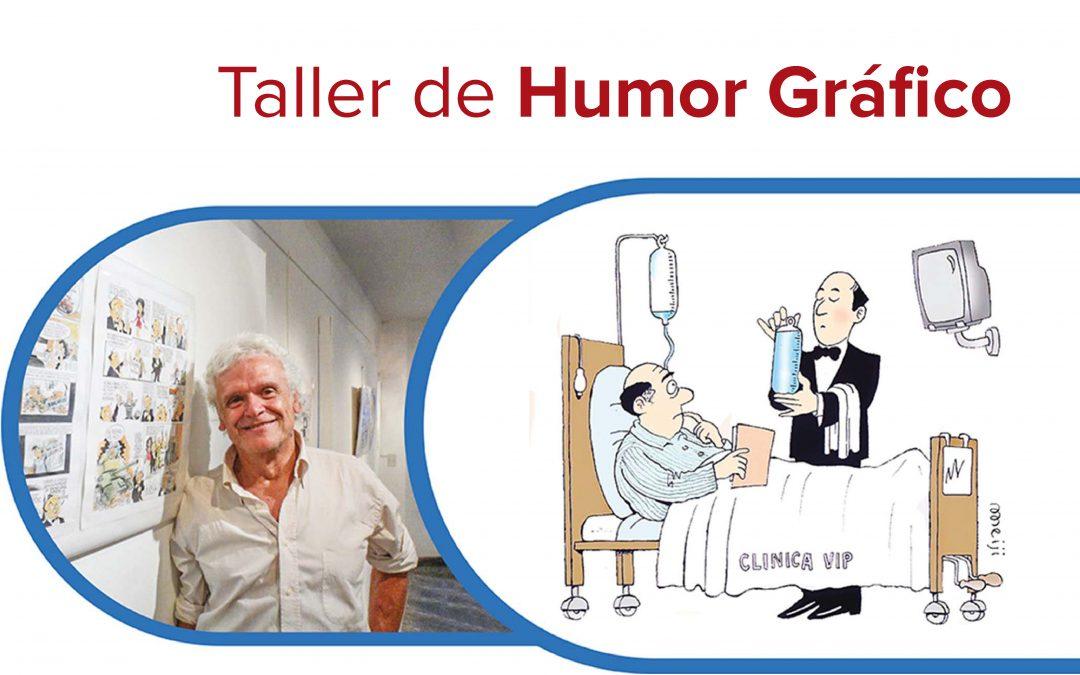 "Taller de ""Humor Gráfico"""