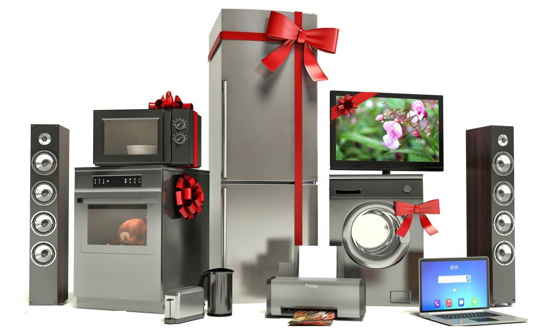 Venta de electrodomésticos y tecnología