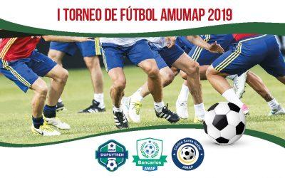 Se realizará el Primer Torneo de Fútbol de la Amumap