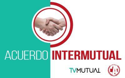 Convenio de colaboración Intermutual entre Amumap y Tv Mutual