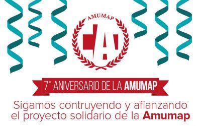 7° Aniversario de la AMUMAP
