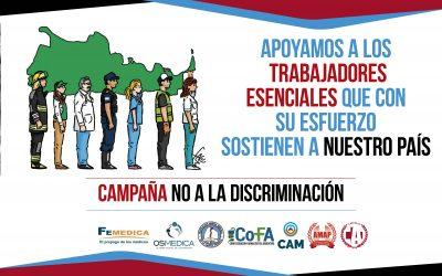 Campaña #ApoyamosAlosTrabajadoresEsenciales