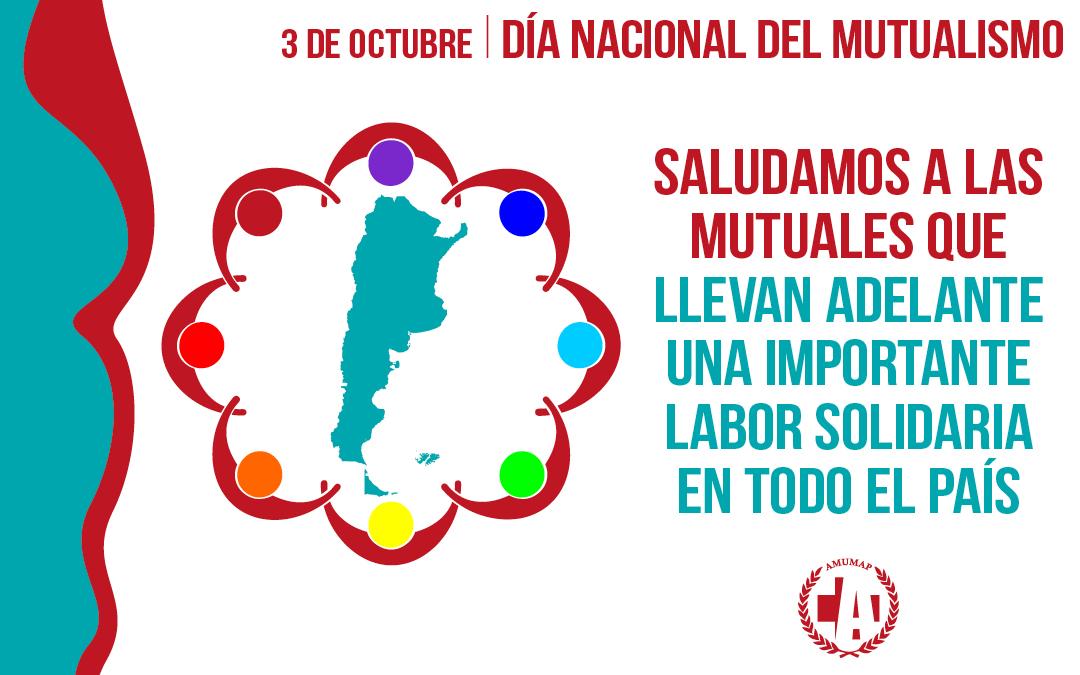 3 de Octubre – Día Nacional del Mutualismo