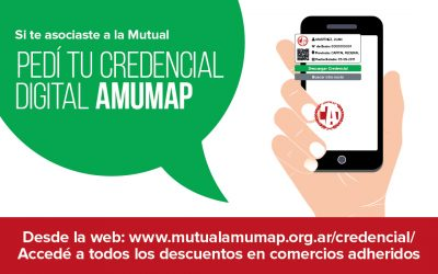 Credencial Digital AMUMAP